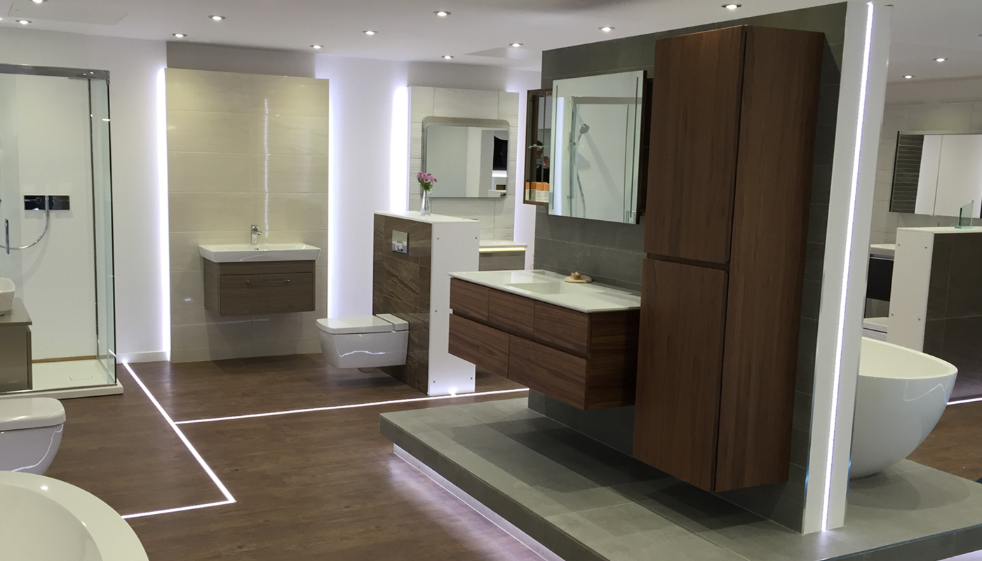 Bathroom Showrooms NE PT Ranson