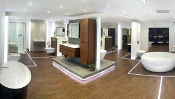 new PT Ranson Luxury Bathroom Brand Showrooms