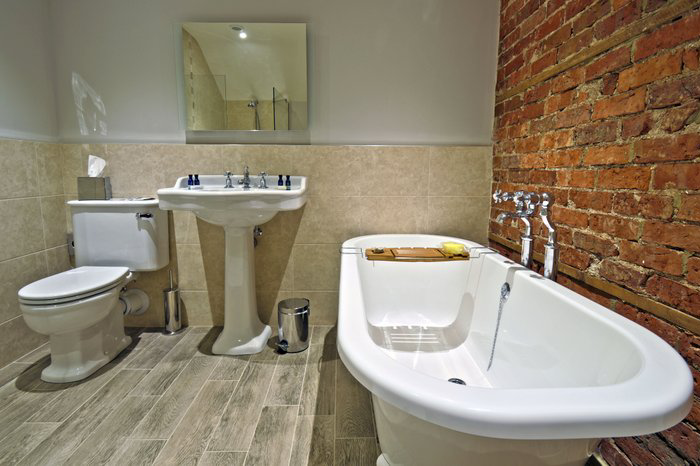 Luxury bathroom showroom newcastle north east pt ranson for Bathroom design yorkshire