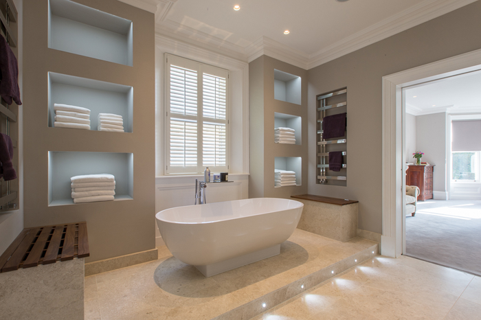 Luxury Bathroom Showroom Newcastle North East Pt Ranson